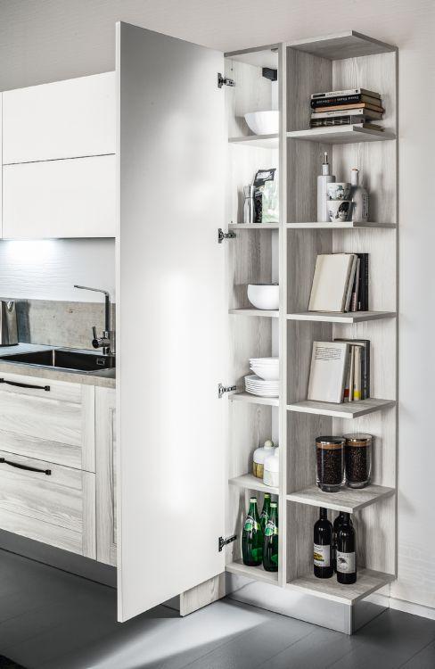 Επιπλα Κουζινας με ράφια